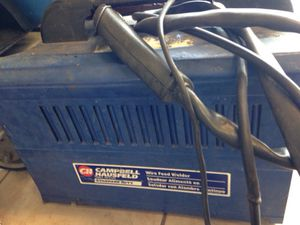 Campbell hausfeld wire feed welder for Sale in Orlando, FL