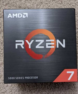 AMD Ryzen 7 5800X 8-core, 16-Thread Unlocked Desktop Processor Without Cooler for Sale in Bethesda, MD