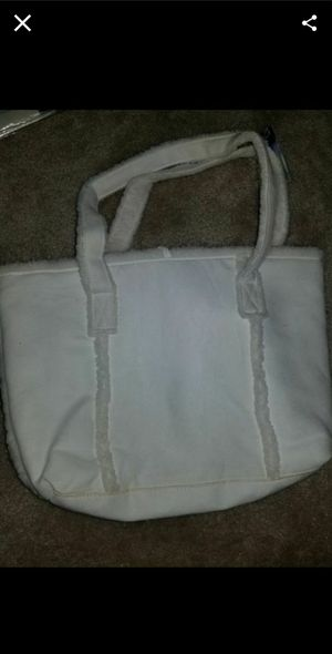 White Bag/tote/purse-New for Sale in Fairfield, CA