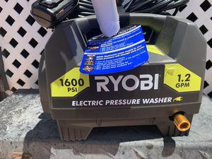 Ryobi Pressure Washer for Sale in San Diego, CA