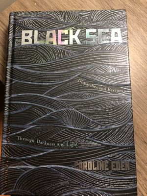 Black Sea: Dispatches and Recipes by Caroline Eden - New for Sale in Chicago, IL