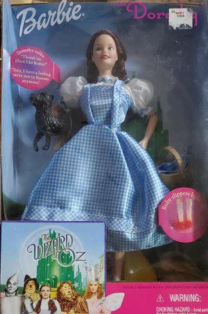 Dorothy Barbie (Wizard of Oz) for Sale in San Jacinto, CA