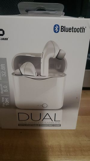 Bass Jaxx brand wireless earbuds for Sale in St. Louis, MO