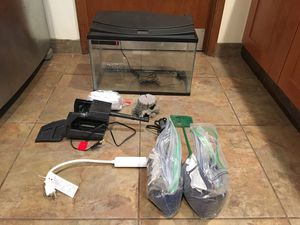 10-gallon aquarium, complete set up for Sale in Vancouver, WA