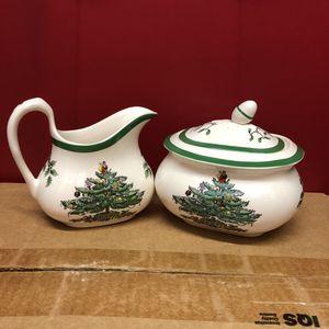 Spode Christmas Tree Coffee/Tea Creamer Set NWOT for Sale in Piney Flats, TN