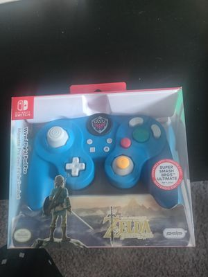 Nintendo switch Wired Flight Pad Pro for Sale in Lynnwood, WA