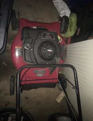 Hyper tough push mower for Sale in AR, US