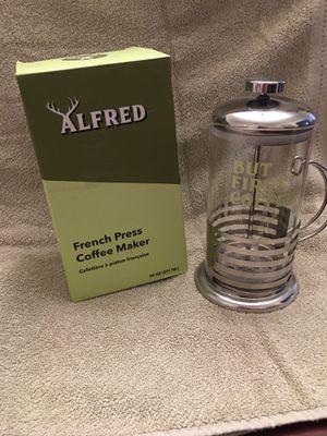 French press coffeemaker for Sale in San Bernardino, CA