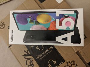 Samsung Galaxy A51 (unlocked) for Sale in Federal Way, WA