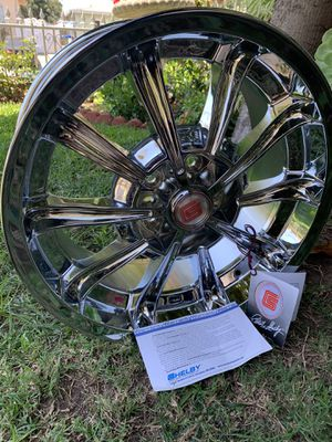 """18"""" rims $1000 obo 5x114.3mm for Sale in Los Angeles, CA"""