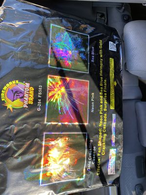 300$ fireworks for Sale in Los Angeles, CA