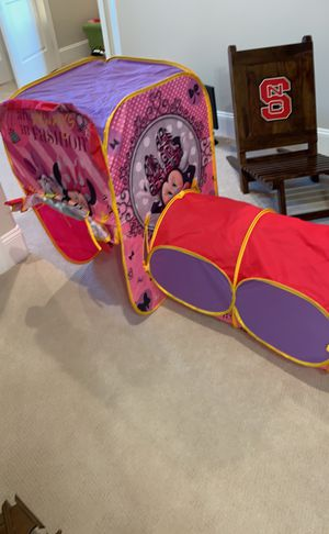 Minnie Mouse playtent for Sale in Mount Pleasant, NC