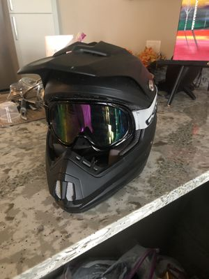 DirtBike helmets for Sale in Minneapolis, MN
