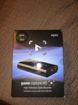 Elgato Game Capture HD (NEW) for Sale in Palm City, FL