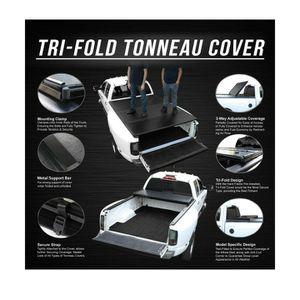 2018 Chevy Silverado Tri Bed Cover for Sale in Leander, TX