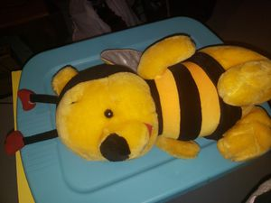 Winnie the pooh bumble bee plush for Sale in Madison Heights, VA