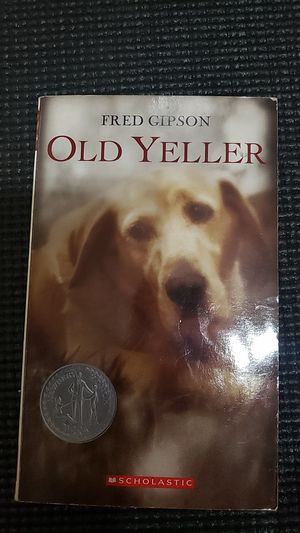 Old Yeller by Fred Gipson for Sale in Ontario, CA
