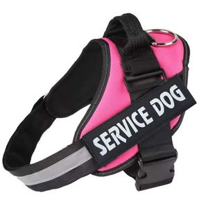 Service Dog Harness Pink Vest BRAND NEW All Sizes XS S M L XL XXL for Sale in Tampa, FL