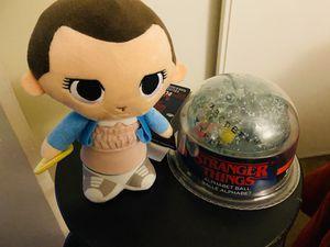 Stranger Things Plush and Alphabet Ball set for Sale in Fullerton, CA