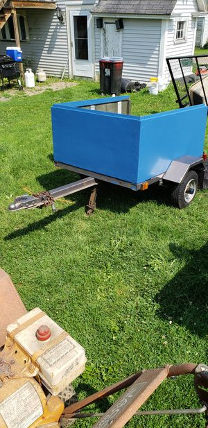 Trailer for Sale in Mont Vernon, NH