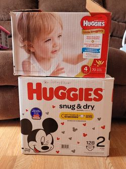 Huggie Size 1 for Sale in Los Angeles,  CA
