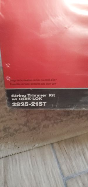 Milwaukee m18 trimmer kit for Sale in Brooklyn, NY