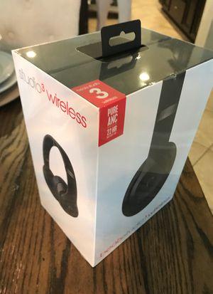 Beats studio 3 wireless headphones New for Sale in Palm Coast, FL