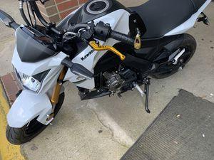 Kawasaki Z125 Pro for Sale in Charlotte, NC