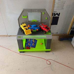 Workbench With Cars for Sale in Ruskin, FL