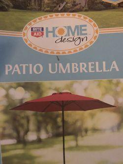 9' Patio Umbrella for Sale in Clovis,  CA