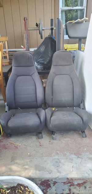 Miata seats with rails for Sale in Wenatchee, WA