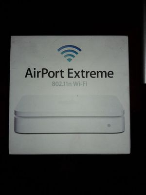 Apple airport extreme 802.11n for Sale in US