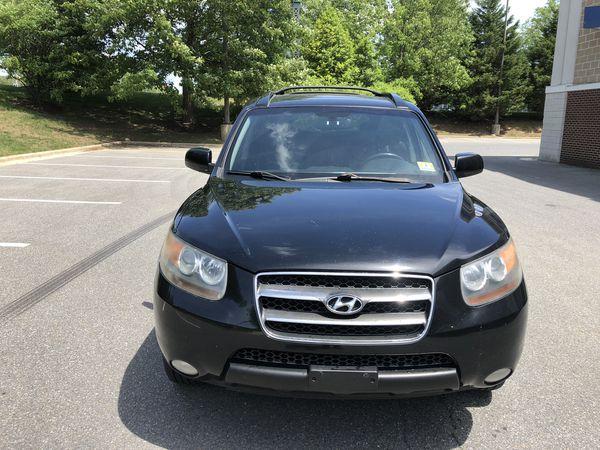 2007 Hyundai Santa Fe AWD