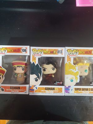 Gohan funko pop 50 for all for Sale in Chicago, IL