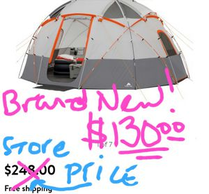 Brand new 12-man camp tent HUGE! for Sale in Portland, OR