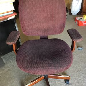 Great Older Office Chair, Works Great for Sale in Chino Hills, CA