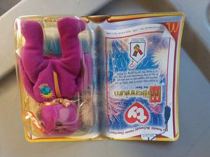 Vintage millenium ty beanie baby plush stuffed animal toy for Sale in Rancho Cucamonga, CA