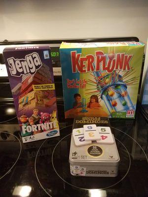 Kid's game lot for Sale in Norfolk, VA