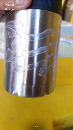 Bottle or can cooler engraved for Sale in Chicago, IL