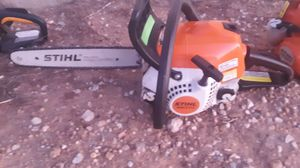 Stihl chainsaw for Sale in Wichita, KS