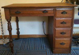 Victorian antique desk for Sale in Seattle, WA