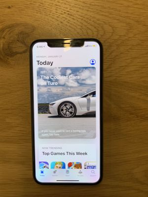 iPhone X 64gb - MINT CONDITION for Sale in San Francisco, CA