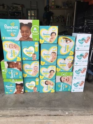 Diapers for Sale in Kansas City, MO