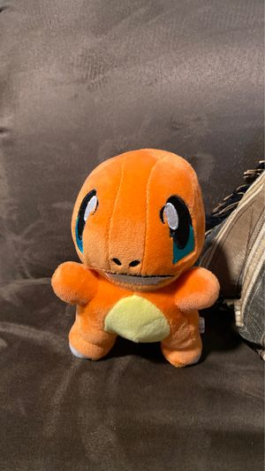 Pokémon Charmander collectible plushy toy for Sale in West Sacramento, CA