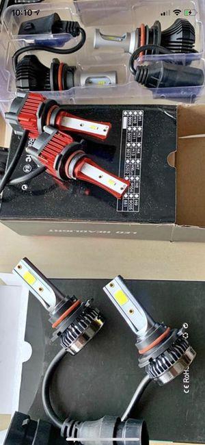 Brand New LED Car led headlights kit leds H4 H7 H8 H9 and H11 /H10 /9003 and 9004/9005/HB3 and 9006/HB4 /and 9007/9008 H13 All size in stoc for Sale in Reynoldsburg, OH