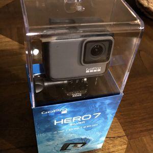 GoPro Hero7 Silver - Brand new, unopened for Sale in Chula Vista, CA