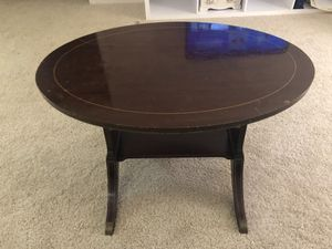 Brown Coffee/Side Table for Sale in Rockville, MD