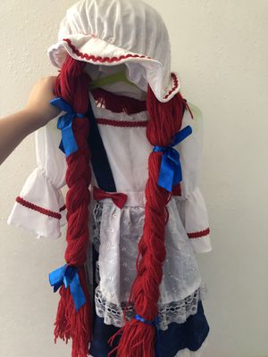 Toddler Rag Doll Costume for Sale in San Diego, CA