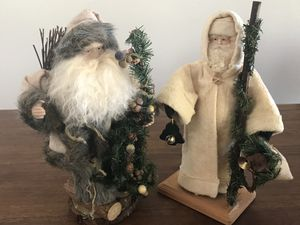 9 holiday figurines plus a bonus candle holder for Sale in Scottsdale, AZ