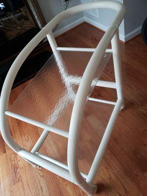 Cart with wheels for kitchen / carrito con llantas puede ser usado para la cocina for Sale in Manassas, VA